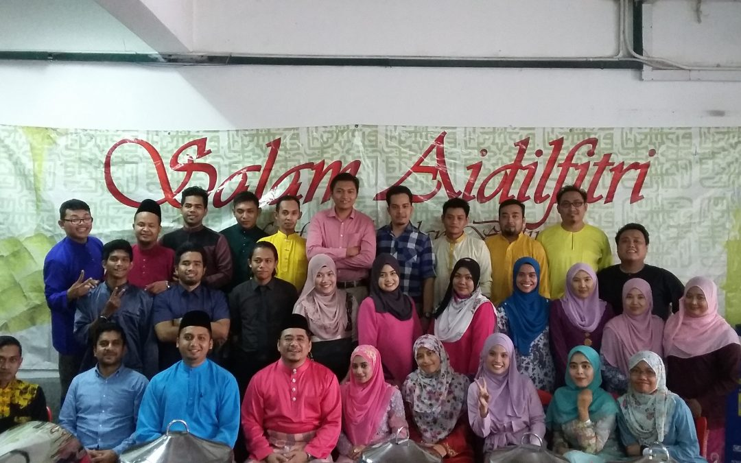 Majlis Sambutan Hari Raya Aidilfitri HQ Jana Tanmia Resources Sdn Bhd 2016