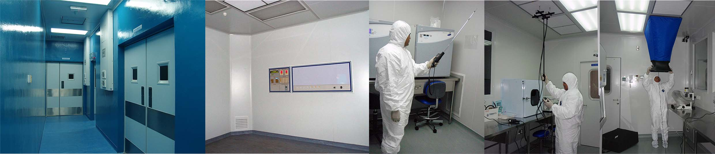 Controlled Environment Room Hospital