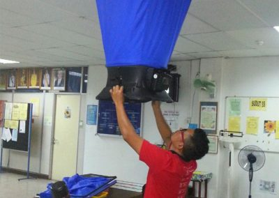 AIR BALANCING TEST