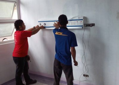 BEDHEAD TRUNKING INSTALLATION 02