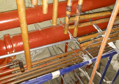 COPPER PIPE INSTALLATION 03