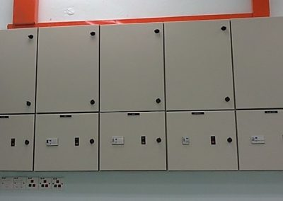 DISTRIBUTION BOARD INSTALLATION 2