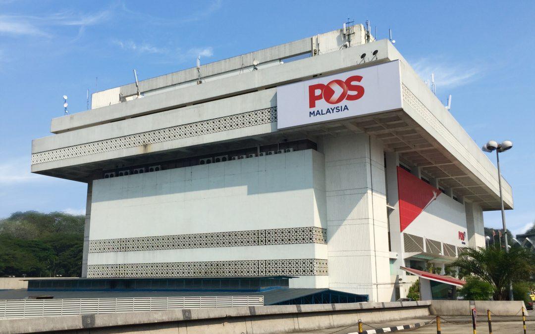 Pos Malaysia Kuala Lumpur (Zon 1 & 2)