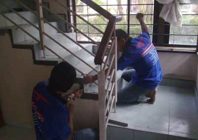 STAIR REPAIR 04
