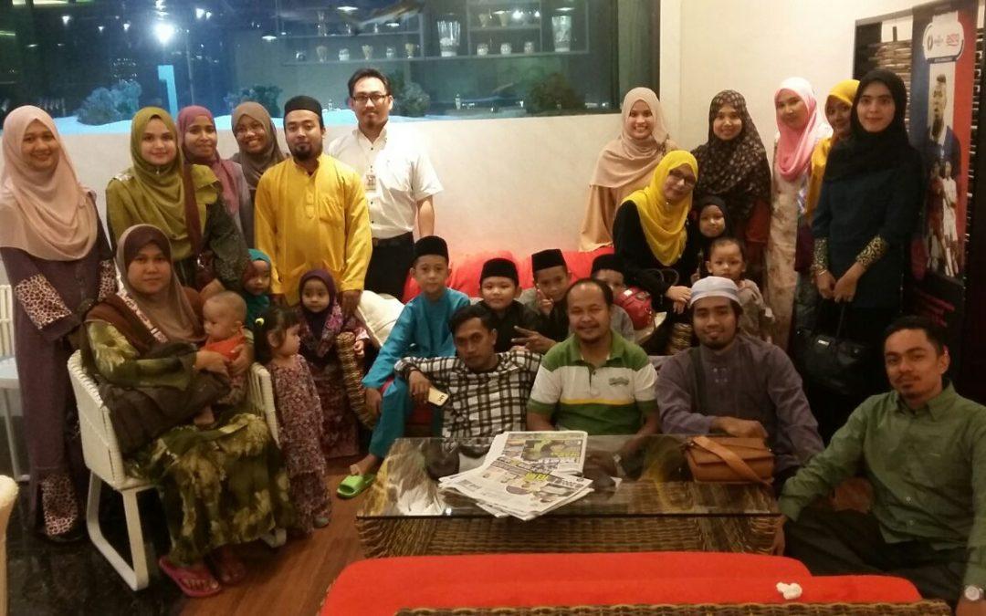 Majlis Berbuka Puasa HQ Jana Tanmia Resources Sdn Bhd di Nexus Regency Suites & Hotel