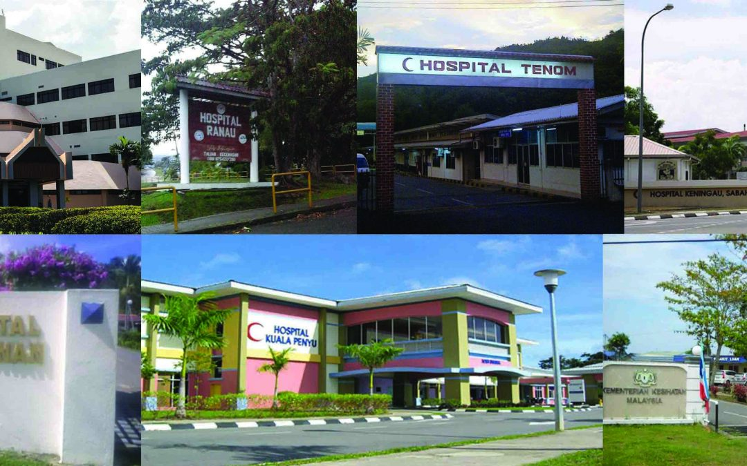 Sabah's Hospital – Cleaning Services
