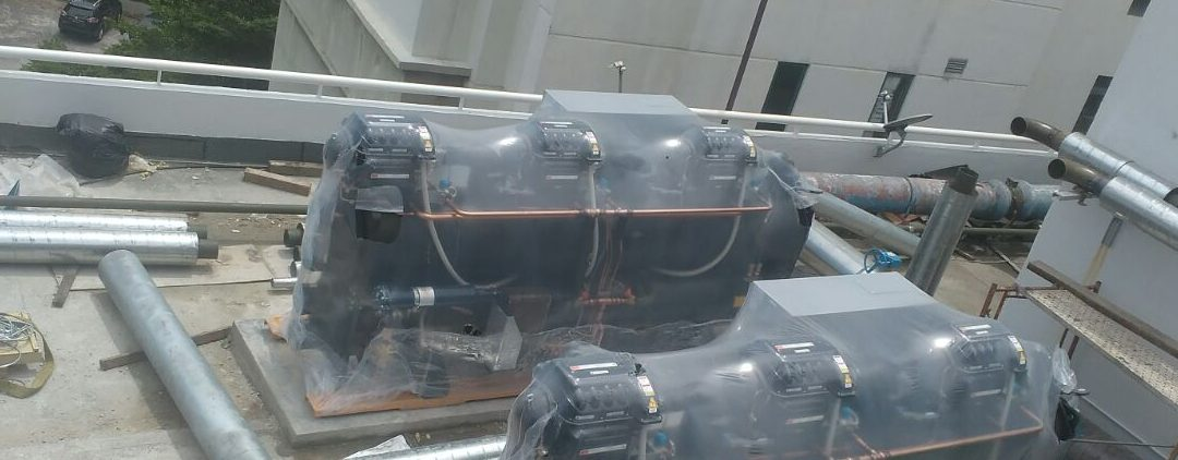 Magnetic Bearing Oil Free Chiller at the Putra Specialist Hospital, Malacca