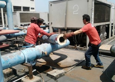 Dismantle Piping 2