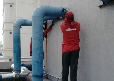 Dismantle Piping