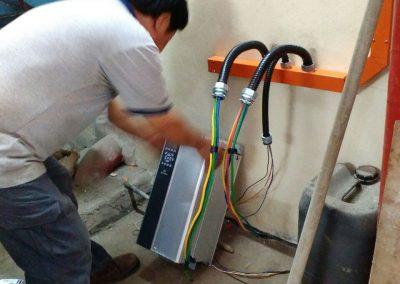 Pemasangan VSD 1