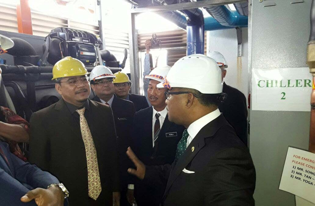 Oil Free Chiller Completed Project Launching – Putra Specialist Hospital Malacca