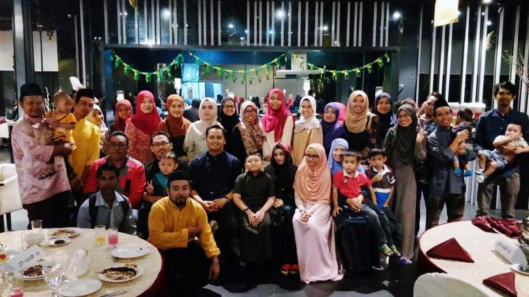 Majlis Iftar JTR HQ 2017 di e-City Hotel @ One City