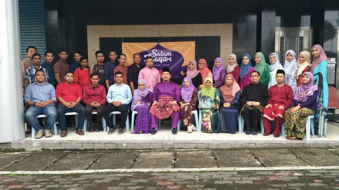 Majlis Sambutan Hari Raya Aidilfitri HQ Jana Tanmia Resources Sdn Bhd 2017