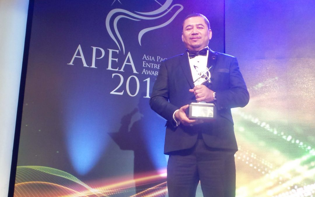 Asia Pacific Entrepreneurship Award 2017