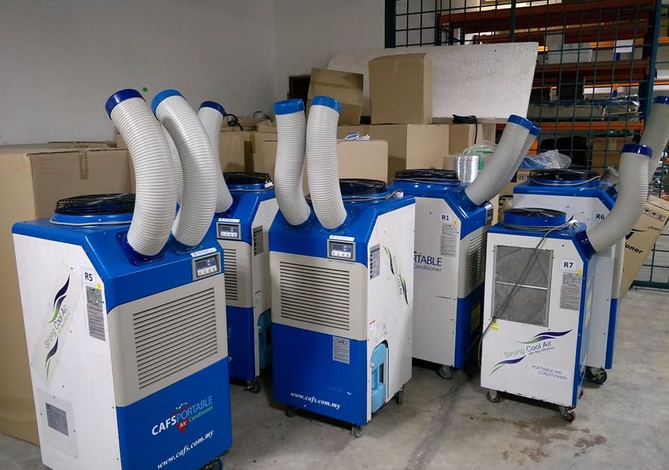 Portable Air Conditioner for Rent and Sale