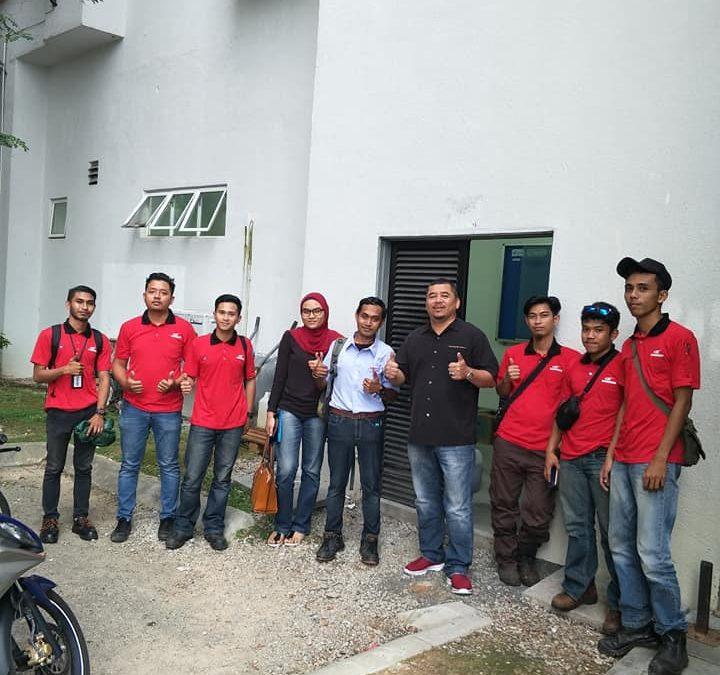 JTR Educity, Nusajaya Team With MD
