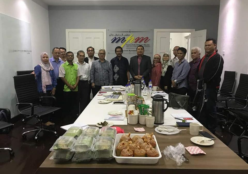 Malay Consultative Council Meeting